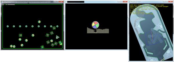 Graphics demos